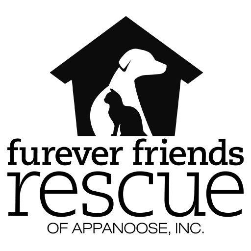 Furever Friends Rescue of Appanoose, Inc. - Logo